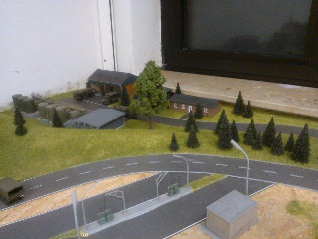 im bau fliegerhorst diorama in 1 87 bauberichte das. Black Bedroom Furniture Sets. Home Design Ideas