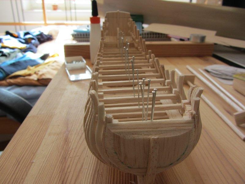 holz holl ndischer zweidecker 1 150 scratch bauberichte das wettringer modellbauforum. Black Bedroom Furniture Sets. Home Design Ideas