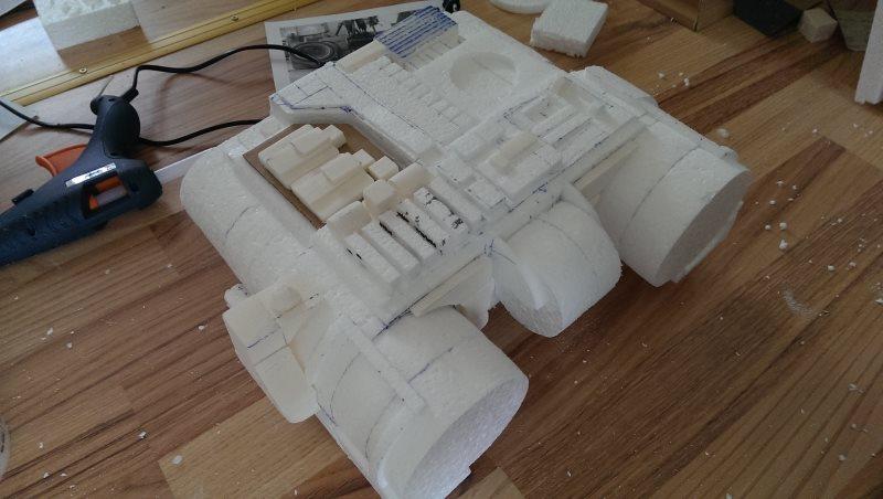 formenbau abg sse abg sse von styropor mit feinen. Black Bedroom Furniture Sets. Home Design Ideas