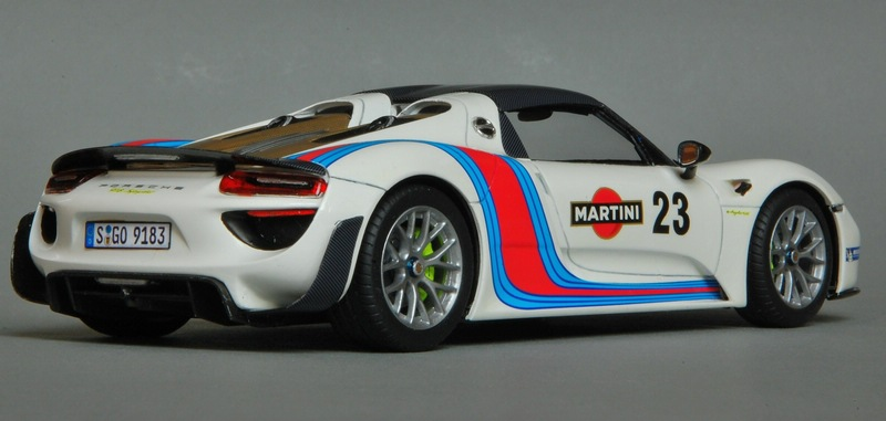 porsche 918 spyder weissach martini racing design besprechungsmodell europ er das. Black Bedroom Furniture Sets. Home Design Ideas