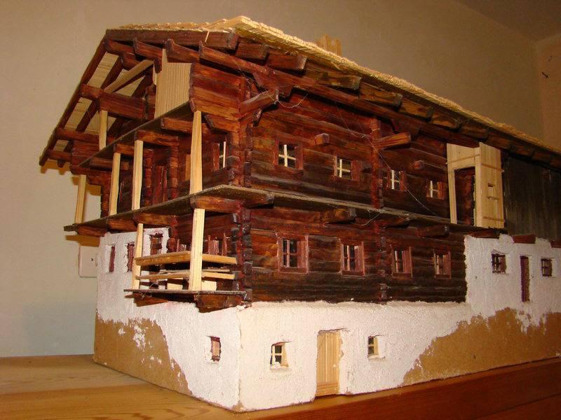 bau abgebrochen tiroler bauernhof bauberichte das wettringer modellbauforum. Black Bedroom Furniture Sets. Home Design Ideas