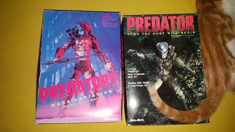 Predator und Predator 2 1:6 von ArgoNauts Index
