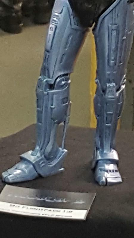 Robocop 1 und Robocop 3 mit Flightpack 1:6 Horizon Index