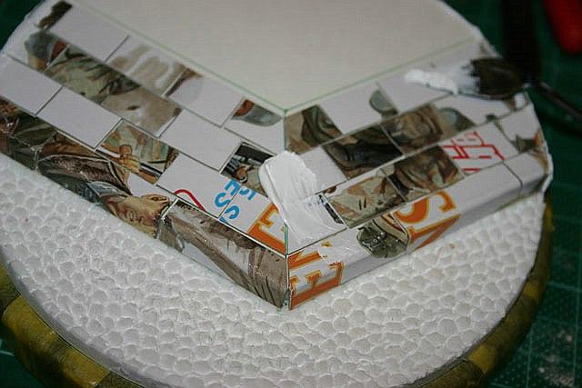 im bau ein kleiner guide f r 1 35 vignetten bzw dio s bauberichte das wettringer modellbauforum. Black Bedroom Furniture Sets. Home Design Ideas