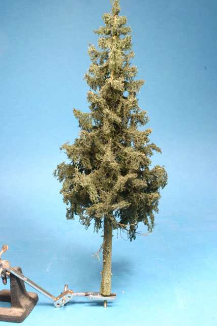 Fertig Ein Kleiner Guide Für Selbstgemachte Modellbäume In
