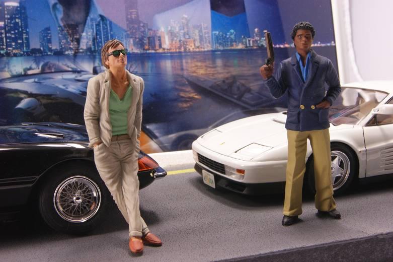 Miami Vice Ferrari Testarossa Und 365 Gts 4 Daytona Spider Europäer Das Wettringer Modellbauforum