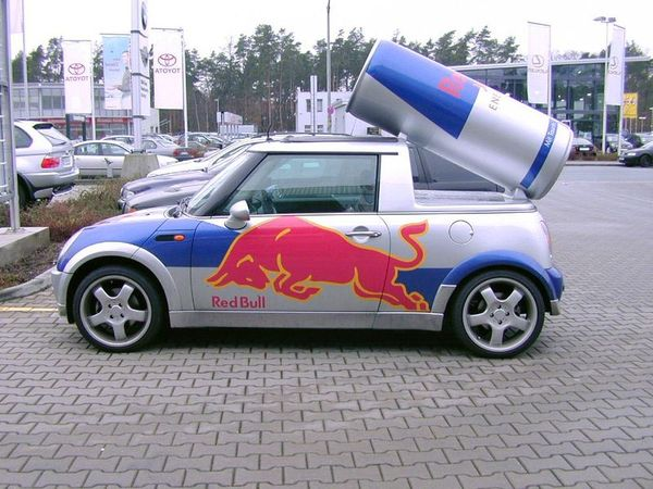 im bau mini cooper red bull bauberichte das wettringer modellbauforum. Black Bedroom Furniture Sets. Home Design Ideas