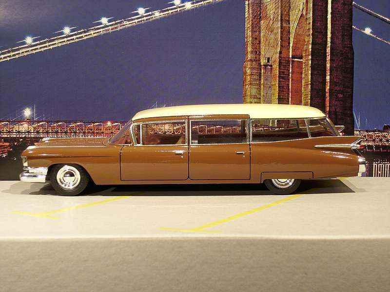 1959 cadillac eldorado station wagon in 1:25 - us-cars - das